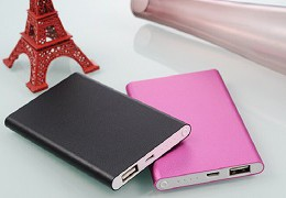 Powerbank Alu Thin-111